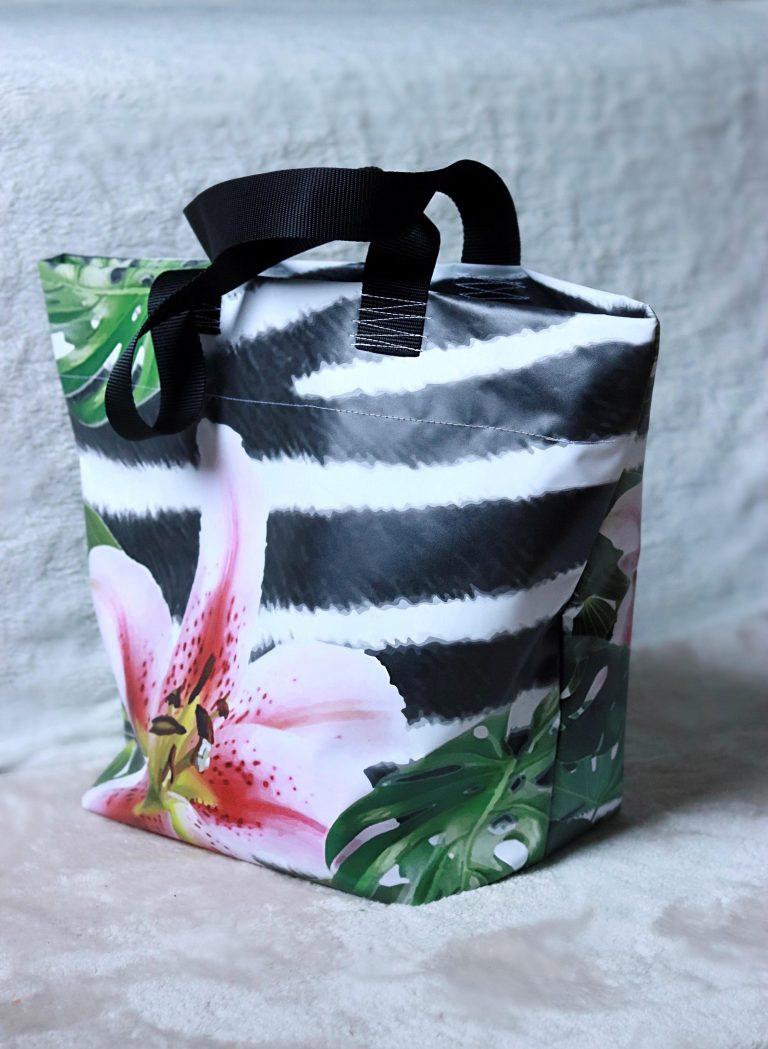 Torba Tropico zebra